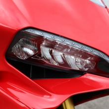Voll LED Scheinwerfer Ducati