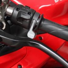 Schaltwippen für Elektronik Ducati