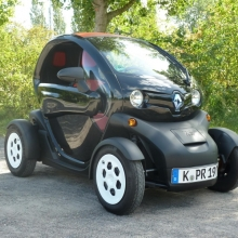 kurztest renault twizy urbane mobilit t im 21 jahrhundert. Black Bedroom Furniture Sets. Home Design Ideas