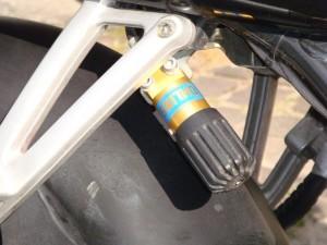 Ducati ST4 Öhlins Federvorspannung