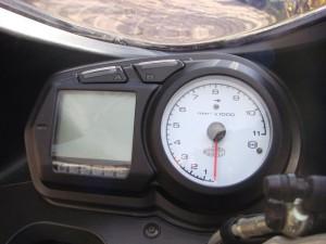 Ducati ST4S ABS Cockpit