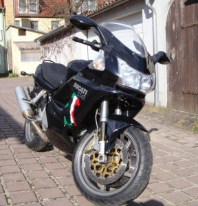 Ducati ST4S ABS Front