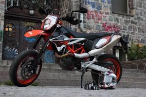 KTM Supermoto 690 SMC R