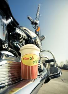 Kostenloser Kaffee bei STAR Tankstellen. Quelle:STAR