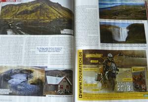 Motorrad News - Reisebericht Island