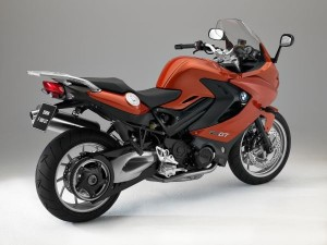 BMW F 800 GT © BMW Group