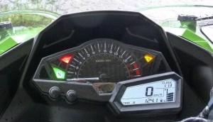 Cockpit Ninja 300