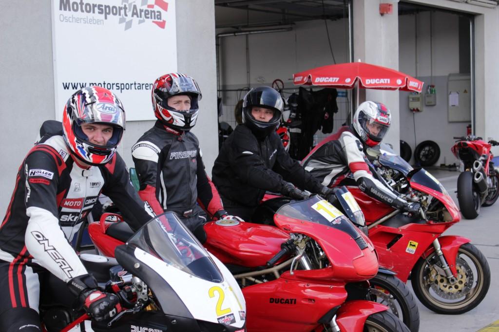 Twins Only 2013 in Oschersleben für Fans 2 zylindriger Motorräder