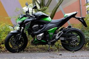 Motorradblogger testet die Kawasaki Z800