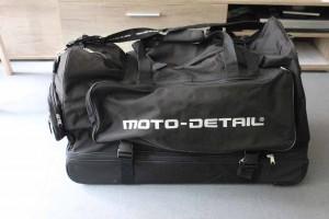 Moto Detail Reisetasche mit Platz für alle(s)