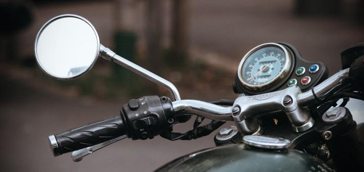 Was wird für die Zulassung des Motorrades benötigt