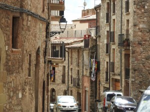 touristisch attraktiv - spanische Dörfer
